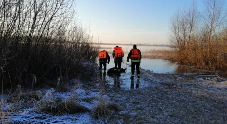 В Суздальском районе трагически погиб рыбак
