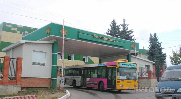 Биганов продаёт «БигАвтоТранс» и отказывается от маршрутов в Новом году
