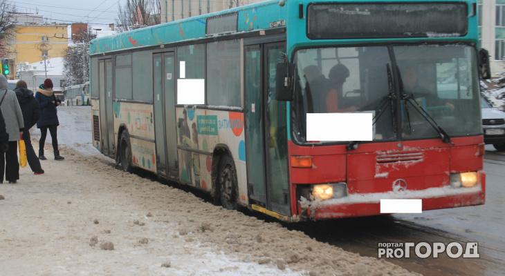 С 1 декабря изменится один из автобусных маршрутов Владимира
