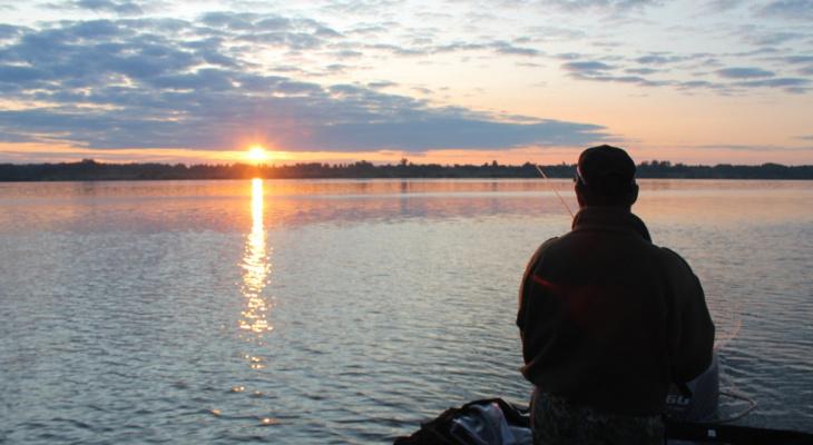 Рыбак нашел труп на Рпени во Владимире
