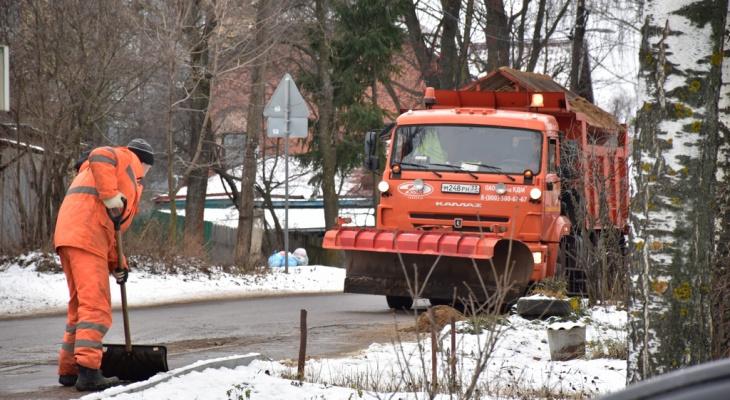 Владимирцы не спешат жаловаться на гололёд на дорогах и тротуарах