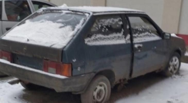 Во Владимире разыскивают собственника странного авто