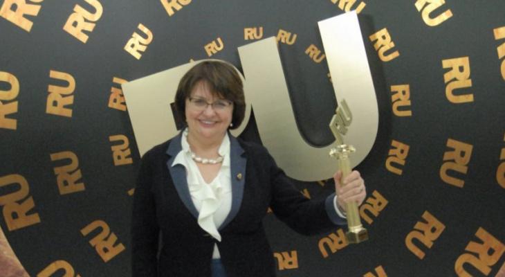 Наш музей-заповедник стал лауреатом «Премии Рунета»