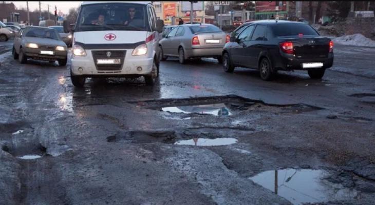 Дождались! Во Владимире в 2020 году будут ремонтировать дороги. Список