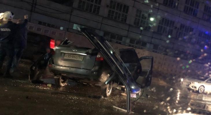 Во Владимире произошло ДТП: есть пострадавшие