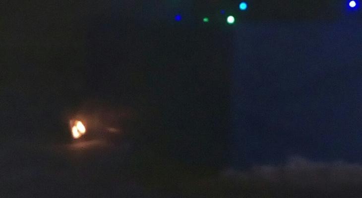 Вандалы чуть не сожгли главную Юрьев-Польскую ёлку?! (фото)
