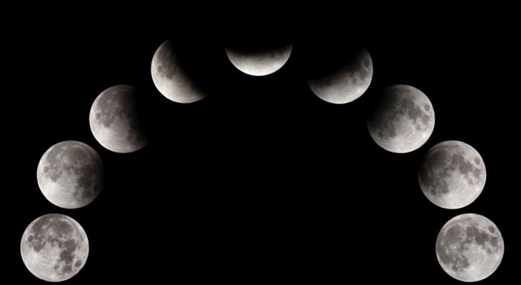 10 января произойдёт первое в 2020 году лунное затмение