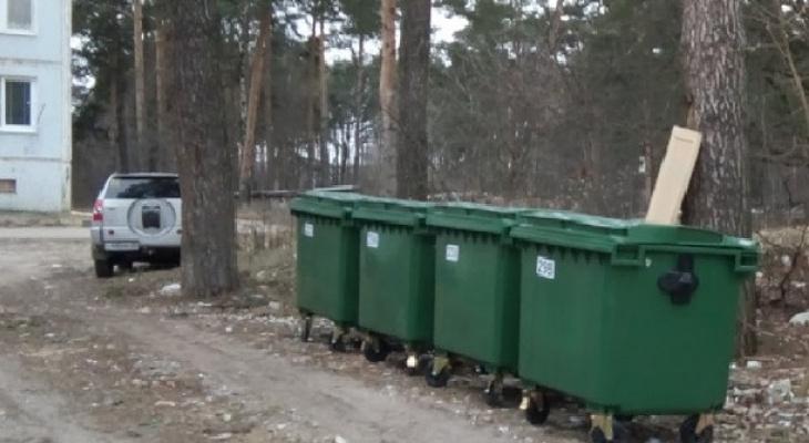 Во Владимире стабилизировался вывоз мусора