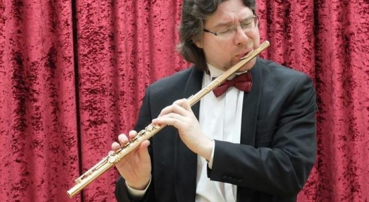 Бесплатный концерт известных мировых флейтистов. Уже завтра!