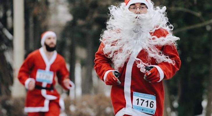 Осторожно! Деды Морозы и Снегурочки были замечены в центре Владимира
