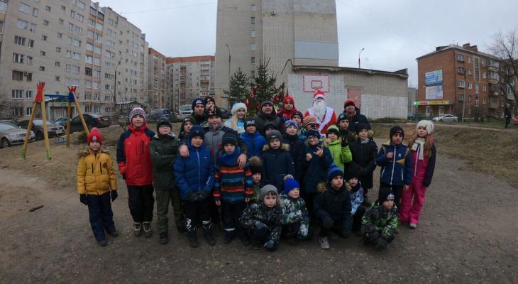 Владимирская компания провела соревнования для ребят из боксерского клуба
