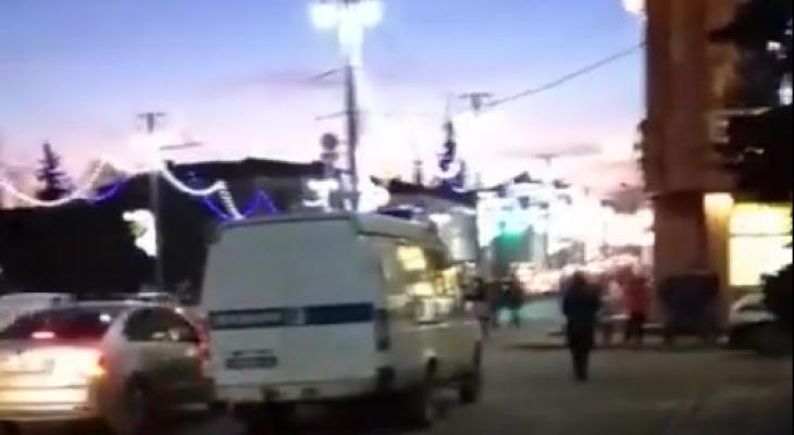 В выходные в здании владимирского банка искали бомбу