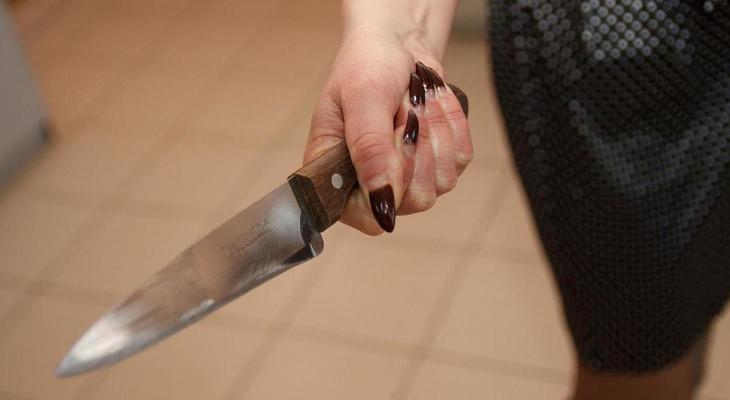 Девушка из Мурома с ножом напала на прохожую ради 600 рублей