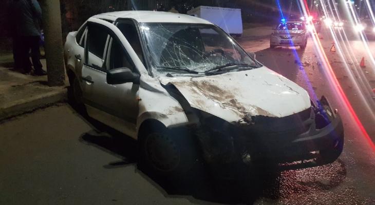 Во Владимире пешеход пострадал из-за пьяного водителя