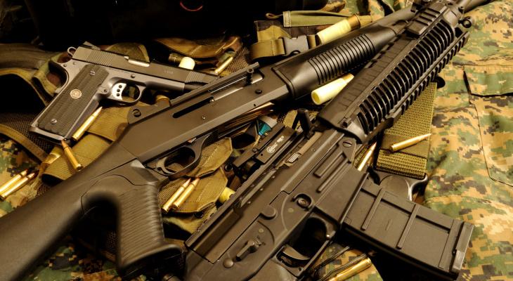 Владимирские военнослужащие продали детали оружия на 7,7 миллионов рублей