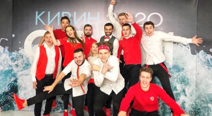 Владимирская команда КВН прошла в Премьер-лигу на Первом канале