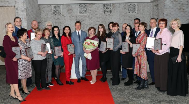 В Суздале наградили лучших журналистов Владимирской области