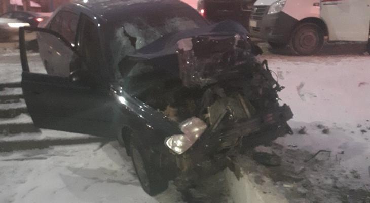 Утром во Владимире пьяный водитель спровоцировал огромную пробку