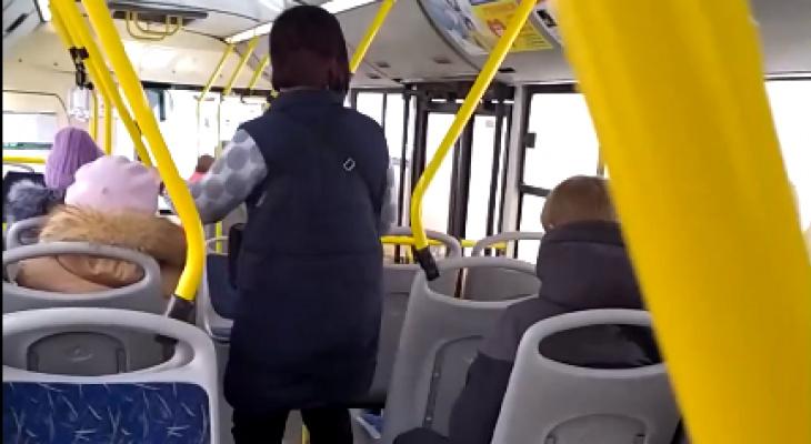 Кондуктор выгнала пассажира из-за несработавшей карты