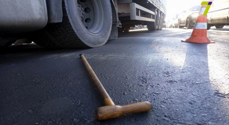 Во Владимире самосвал с песком сбил пенсионерку