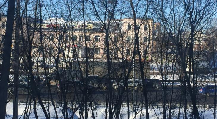 Во Владимире произошло массовое ДТП с 5 машинами