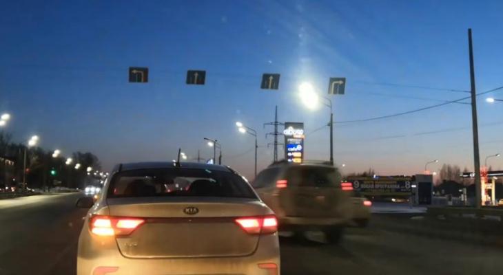 """Владимирцев пугают """"танцующие"""" знаки дорожного движения"""