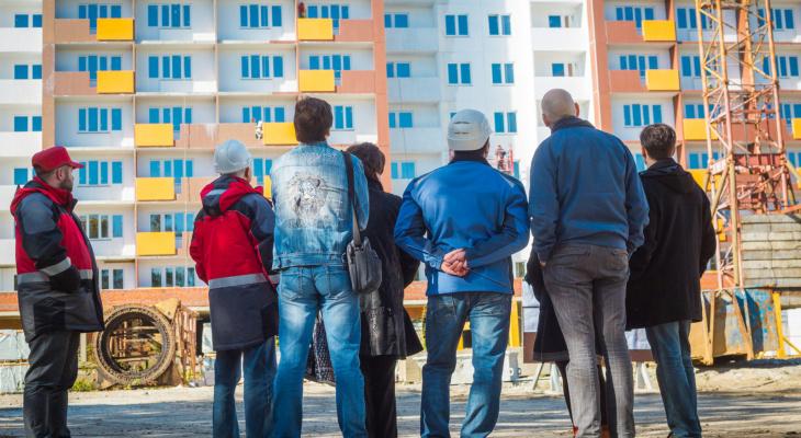 Обманутые владимирские дольщики получат 50 квартир