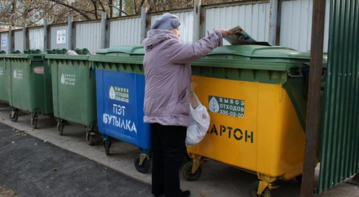 С владимирцев хотят брать больше денег за раздельный сбор мусора
