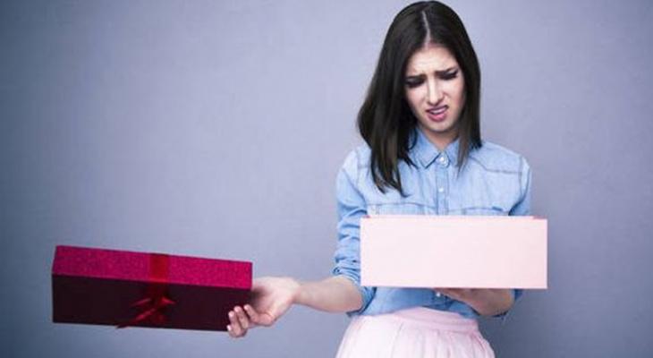 Рейтинг анти-подарков на День всех влюбленных