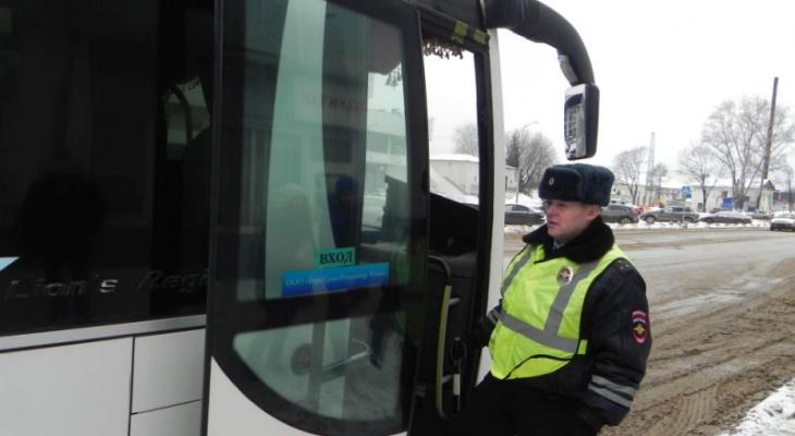 Во Владимире количество аварий с автобусами выросло на 66%