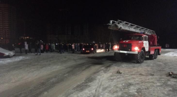 В общежитии ВлГУ был пожар. Эвакуировали 150 студентов