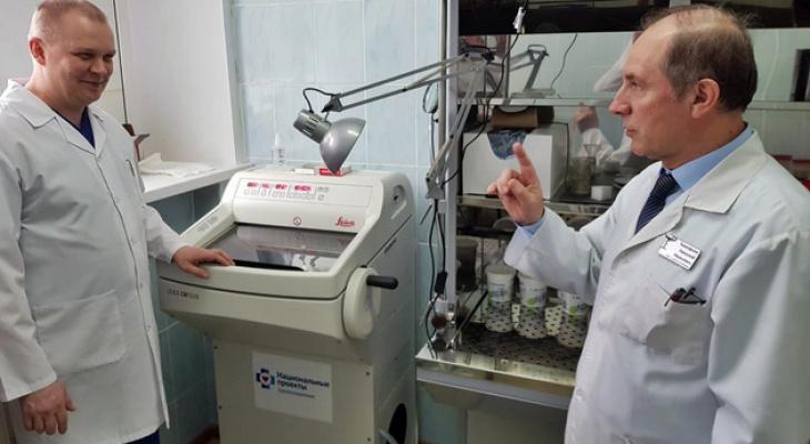 В Коврове появился робот, диагностирующий рак за 15 минут
