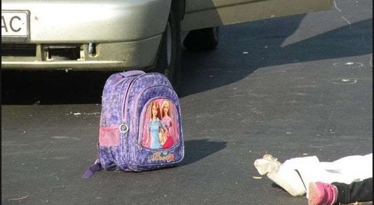С начала года на владимирских дорогах пострадали 23 ребенка