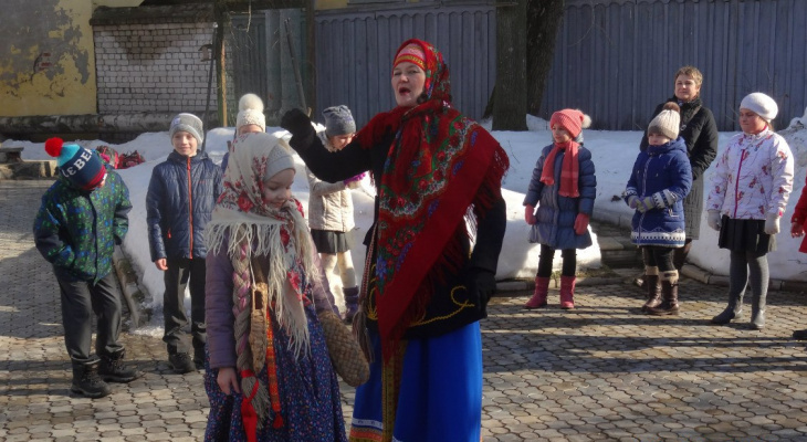 Масленичная неделя: афиша народных гуляний во Владимире