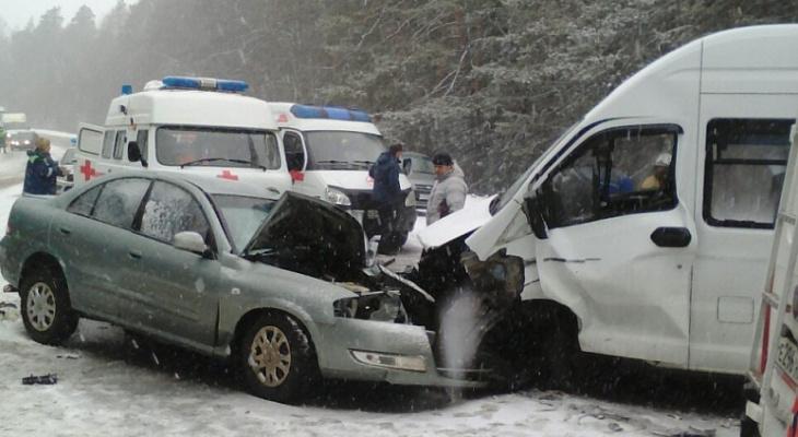 Владимирская область стала одним из самых аварийных регионов страны