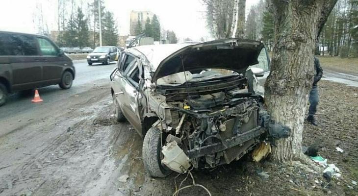 В ДТП с грузовиком в Коврове пострадали три человека