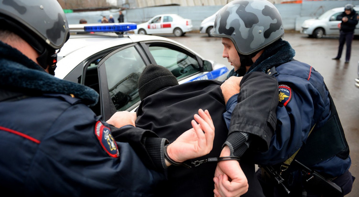Во Владимирской области задержали цыган, распространяющих наркотики