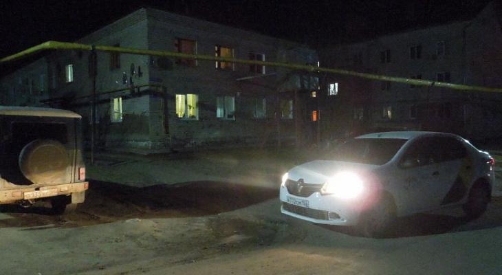 Опубликованы фото с места убийства таксиста в Ковровском районе