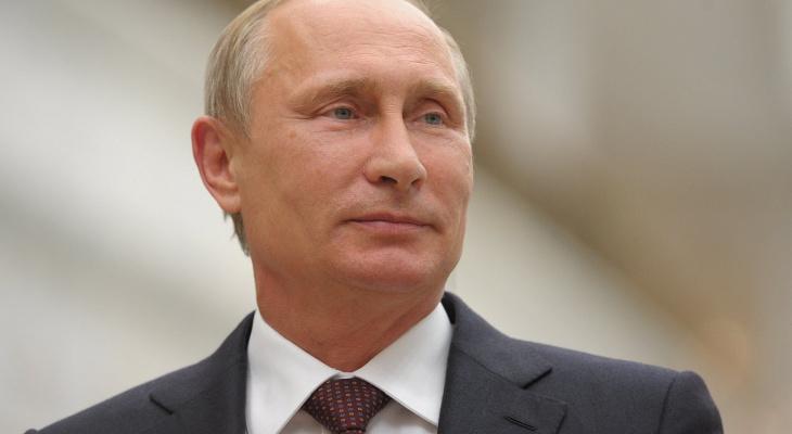 Владимир Путин объявил нерабочей неделю с 30 марта