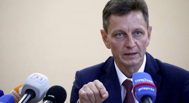 Владимир Сипягин: «В регионе могут быть новые случаи заражения»