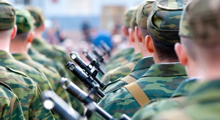 Более 1400 жителей Владимирской области призовут в армию