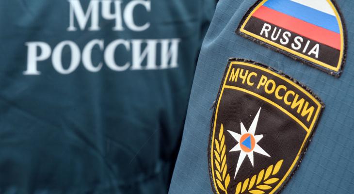 На пожаре во Владимирской области погиб спасатель