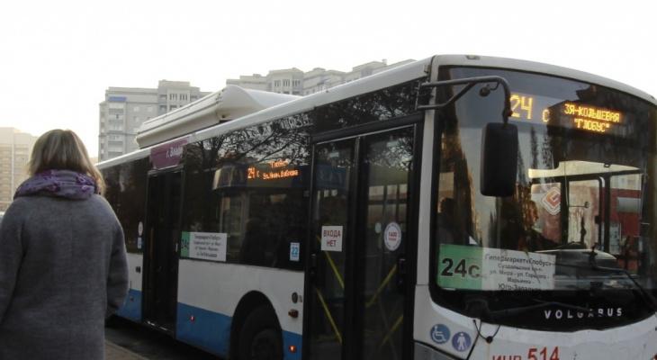 Во Владимире автобусы будут ходить до 20 часов