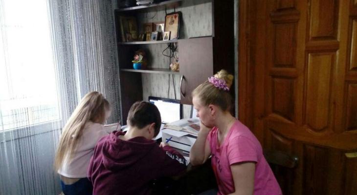 Владимирские родители возненавидели школу в период самоизоляции