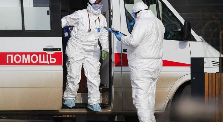 Во Владимирской области произошел всплеск заболевания коронавирусом