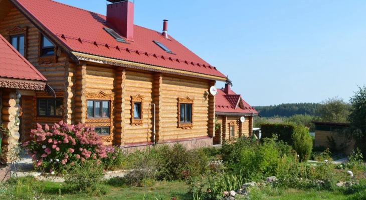 Топ-5 загородных домов и дач, идеальных для самоизоляции