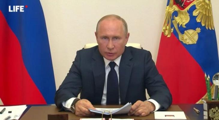С 12 мая Владимир Путин отменил режим нерабочих дней