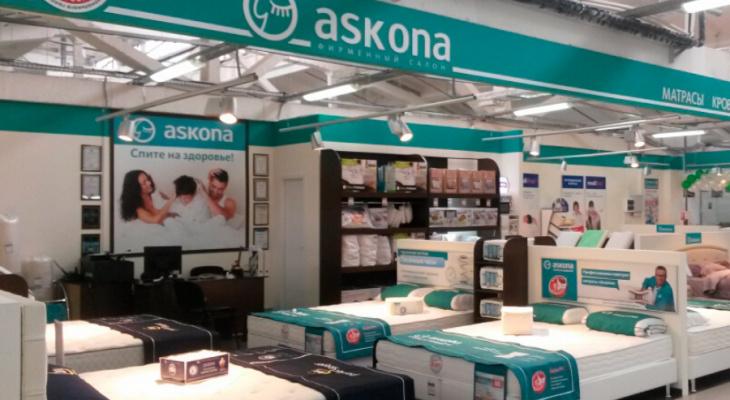 Ковровская «Аскона» закрывает половину магазинов по всей России