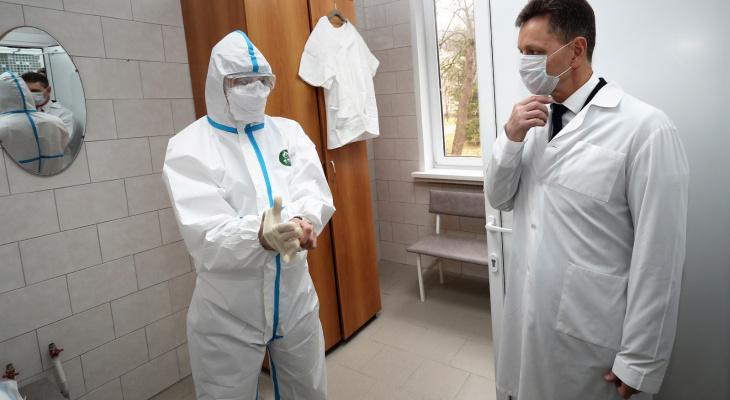 Коронавирус во Владимирской области: во Владимире почти 500 случаев