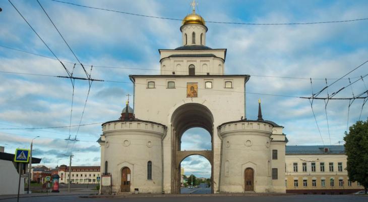 Золотые ворота во Владимире и Рождественский собор в Суздале отреставрируют
